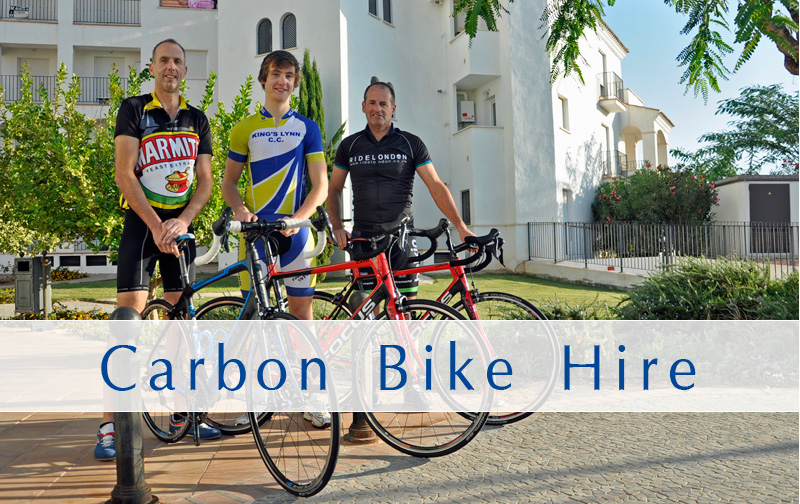 Carbon Bike Hire